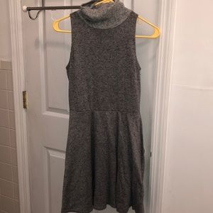 🍩$5 Must Bundle🍩Gray Sweater Dress